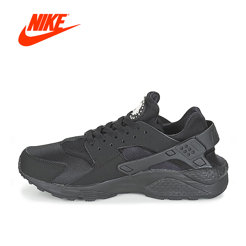 70e16f78d754 Original New Arrival Official Nike AIR HUARACHE RUN Men s Breathable  Running Shoes Sneakers Classic Outdoor Tennis Athletic