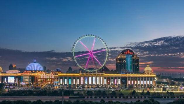常州市,江苏省地级市,是我美丽富饶的家乡:常州!
