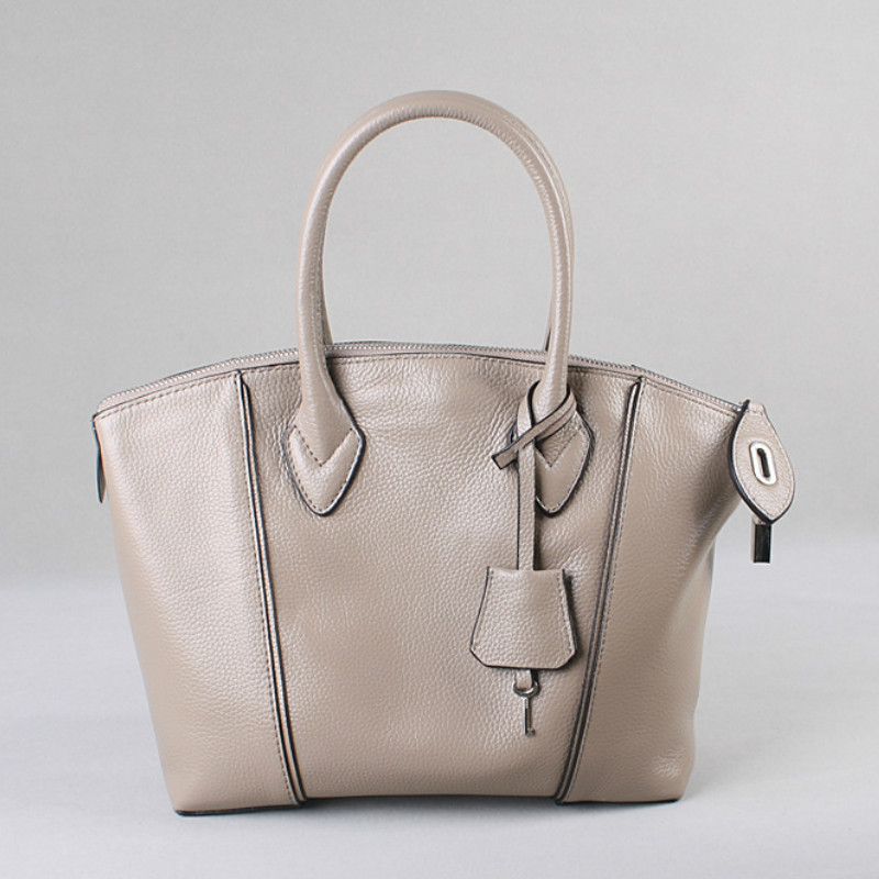 2017 Women Fashion Genuine Leather Cowhide Handbag Casual Tote Hobos Bags Shoulder Messenger Large Bag Office Ladies Purse 2017 esufeir brand genuine leather women handbag fashion shoulder bag solid cowhide composite bag large capacity casual tote bag