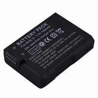 Nouveau 1500 mAh EN-EL14 ENEL14 EN-EL14a Batterie pour Appareil Photo Nikon P7200 P7700 P7100 D5500 D5300 D5200 D3200 D3300 D5100 D3100 EN EL14