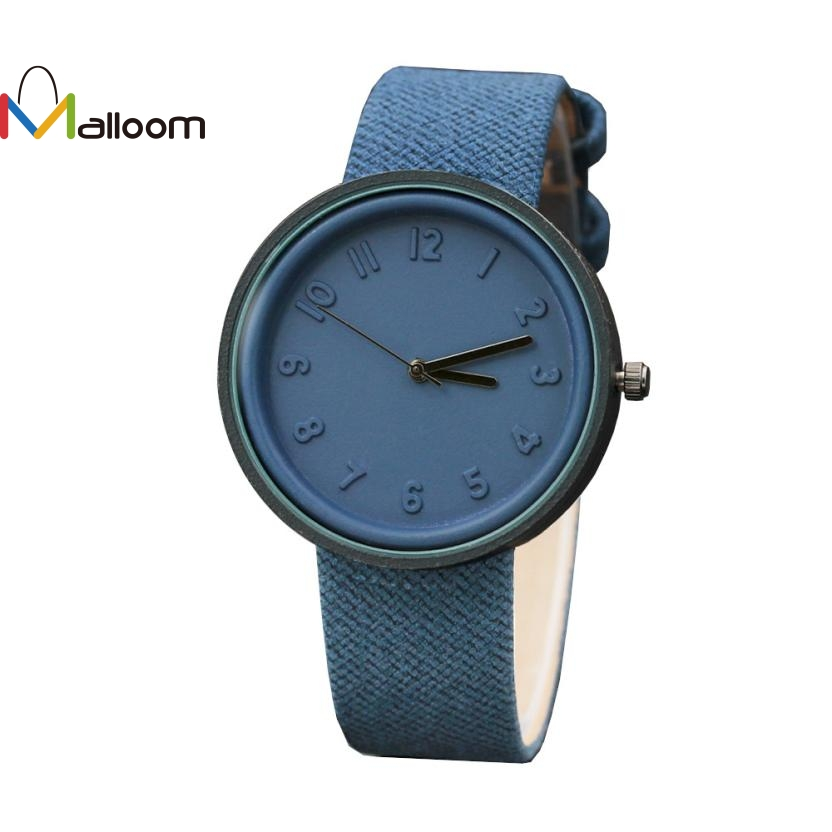 Malloom ladies watches casual case Leather band Ladies Watch Horloge dames drop shipping #35