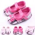 Alta calidad duro suela TPR suela de cuero zapatos de vestir para bebés baby girl shoes