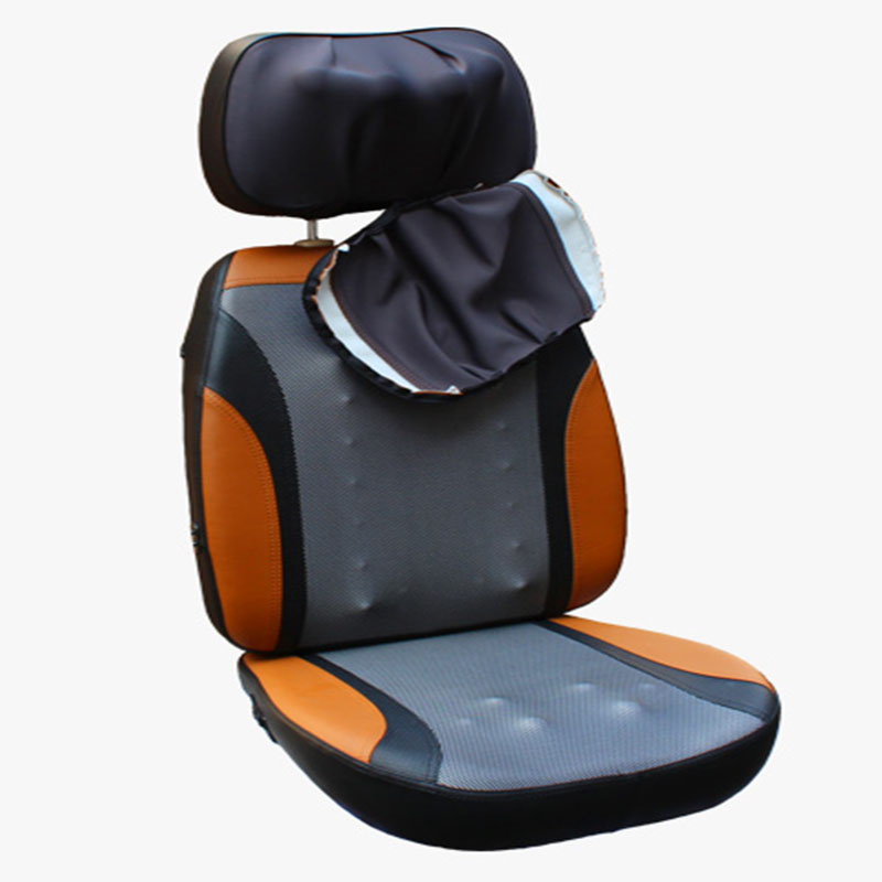 Thai Open Back Cervical Massager Neck Waist Back Body Massage Cushion Multi-function Household Energy Saving 3C Certification