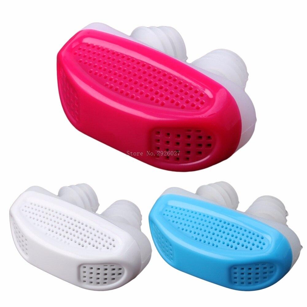 1Pc Portable Health Night Nose Anti Snoring Breathe Easy Sleep Aid Nasal Dilators XIANJIA2.5