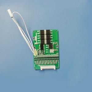 Image 2 - 58.8 V 14 S batteria Al Litio PCB board con 40A corrente Costante per scooter elettrico Agli ioni di litio o Lipo 48 V BMS Batteria con interruttore