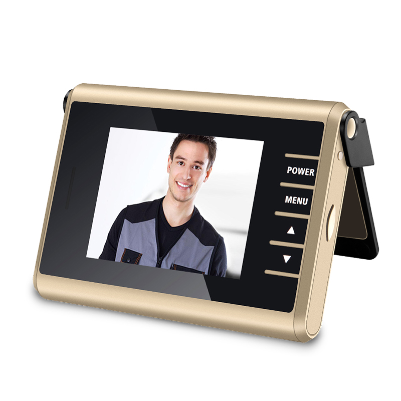 RB-30HD-K Direct Factory 3.0inch HD LCD Touch Screen, Electronic Video Recording Wireless Door Peephole Camera with DoorbellRB-30HD-K Direct Factory 3.0inch HD LCD Touch Screen, Electronic Video Recording Wireless Door Peephole Camera with Doorbell