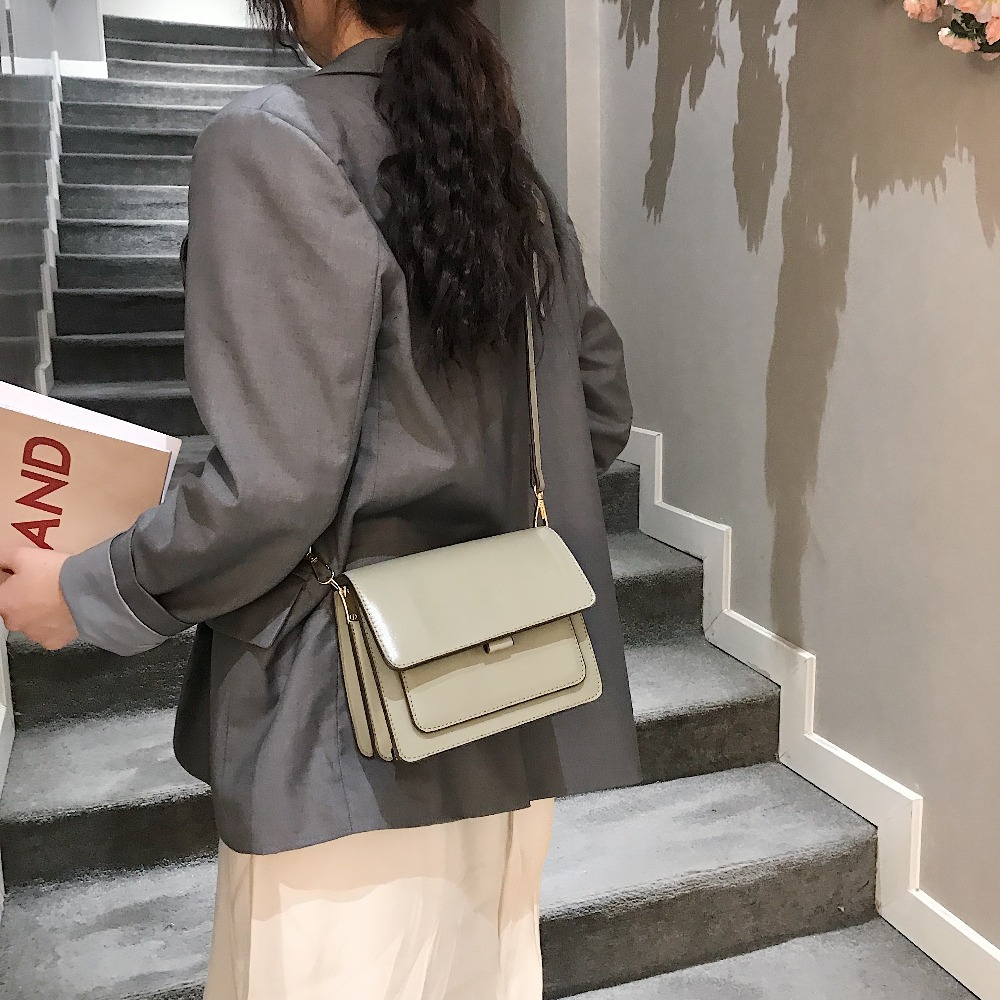 Handbag Women Shoulder Bag Luxury 2019 New Designer Small Crossbody Bags PU Leather Purses and Handbags Travel Hand Bag