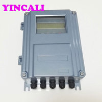 Fixed ultrasonic flowmeter TDS 100F Wall mount Liquid flow meter M2 Transducer DN50 700mm