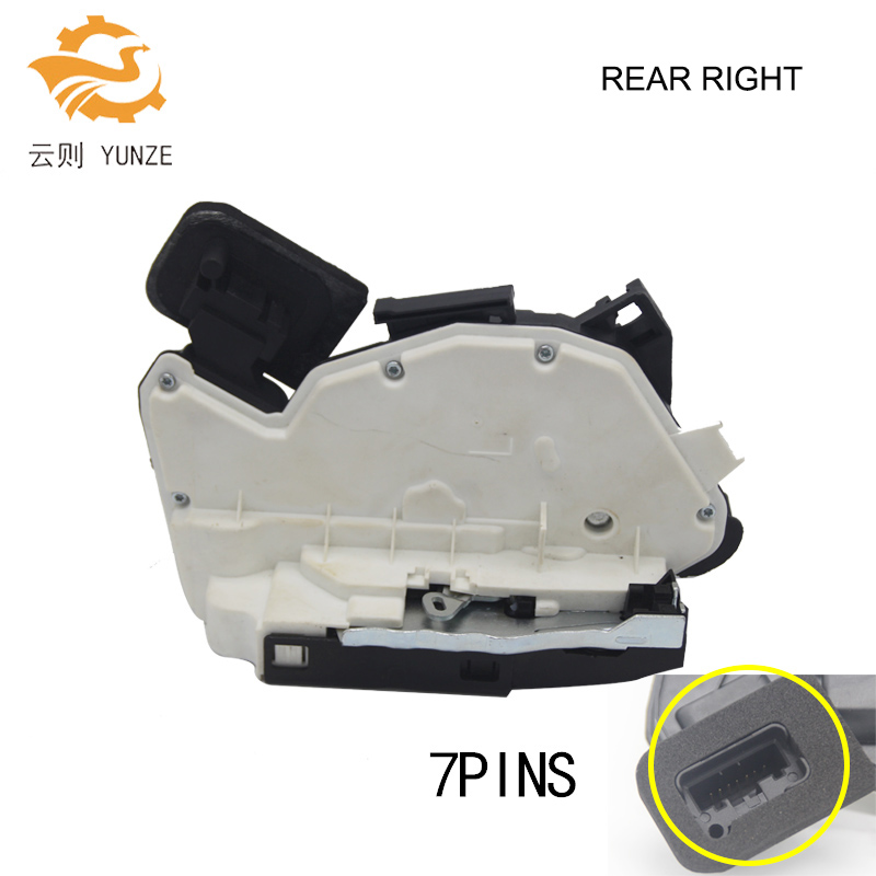 5K4 839 016F REAR RIGHT SIDE CENTRAL DOOR LOCK ACTUATOR FOR GOLF 6 VI JETTA POLO BEETLE CADDY SHARA PASSAT