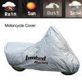 BEST Silver reflective Motorcycle cover covering Burglar Electric bicycle scooter rain cover S/M/L/XL