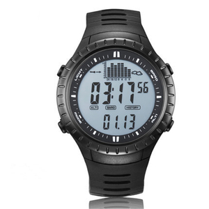 Image 2 - ساعة رجالية رياضية مقاومة للماء من SPOVAN رقمية مزودة بمقياس لقياس الارتفاع وساعة توقيت وساعة معصم