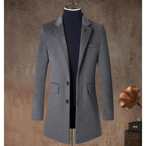 Autumn Winter Men's Jackets Wo