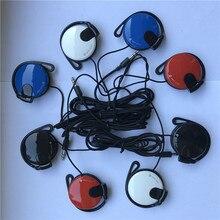 3.5mm Ear Hook Fone de Ouvido fone de Ouvido Música Baixo Fone De Ouvido Para O Telefone Mp3