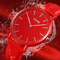 Watches Women and Men Luxury Brand Silicone Casual Girls Ladies Couple Quartz Watch For Female Clock reloj hombre 2018 SKMEI