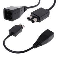 Cabo de transferência do conversor do transformador do cabo do adaptador da fonte de alimentação ca para xbox 360 a xboxone