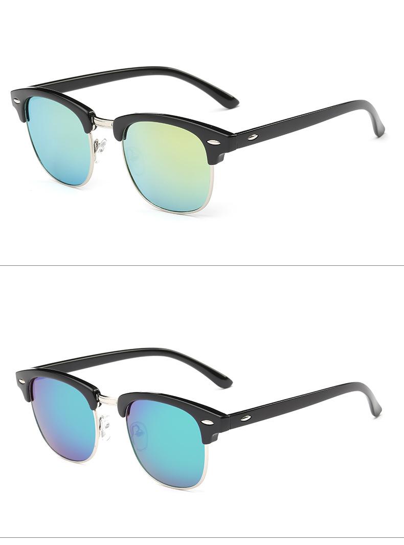 Luxury Square Men Sunglasses Women Brand Designer 2017 Retro Vintage Sun Glasses For Women Men Male Lady Female Sunglass Mirror (18)