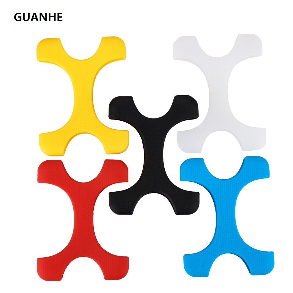GUANHE Shake-proof Drop-resistance Elastic Silicon Rubber Case For WD,Seagate,TOSHIBA,Sony 2.5 Inch Portable Hard Drives HDD