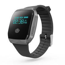 E07S Wasserdichte Bluetooth Sport Smart band Schrittzähler Fitness Tracke Smartband für Android iOS Telefone smartwatch