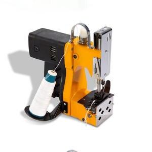 Portable Electric sacks sewing machine rice bag closer for sealing kraft paper bags paper-plastic