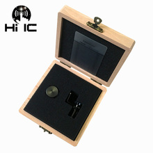 1pcs High-end Automatic Tonearm Lifter Arm Lift For LP Turntable Disc Vinyl Record Ruler With Wood Box Packaging