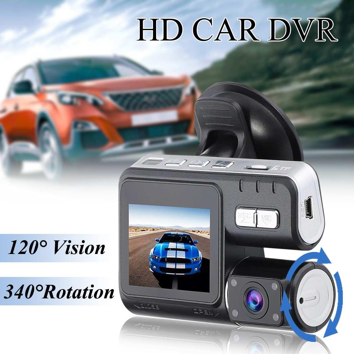 Car DVR Camera Dash-Cam Video Front-Recorder G-Sensor-Up Night-Vision 120-Degree TFT