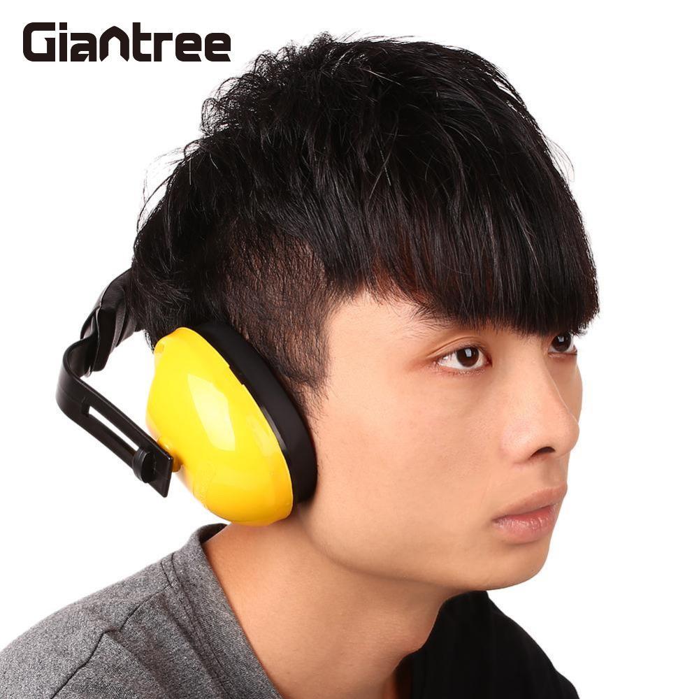 giantree Protective anti nosie Earmuffs Noise Reducing Soundproof Ear Plugs Protector Outdoor sports earmuffs shooting earmuffs
