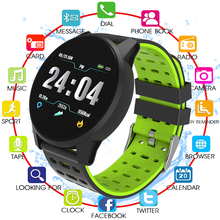 NEW Fitness tracker Sport Smart Watch Men Women Blood Pressure Waterproof Activity Heart Rate Monitor Smartwatch GPS Android ios