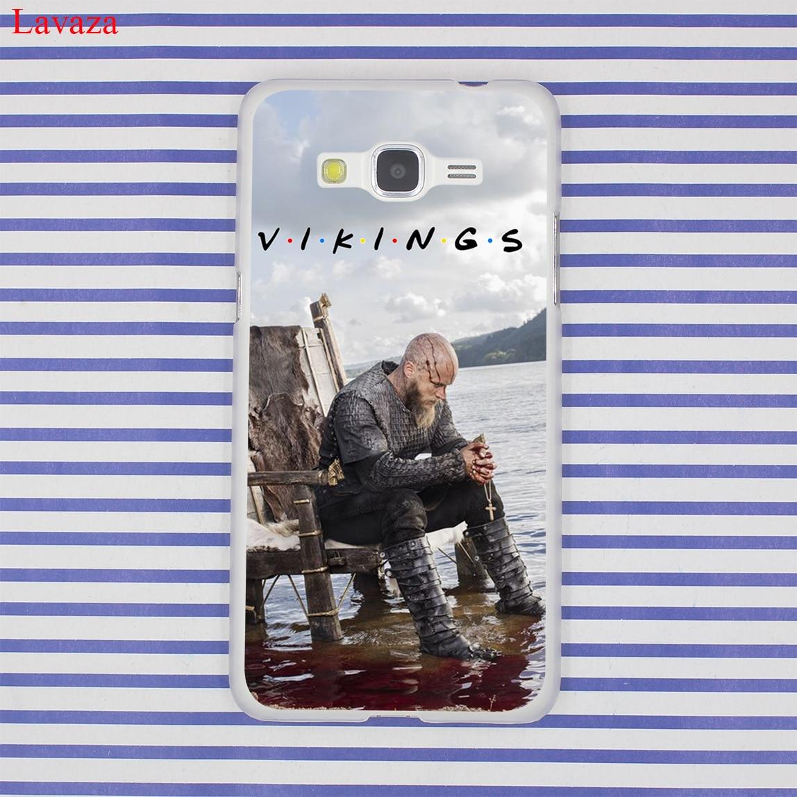 Lavaza vikings serie 4 mode Väska till Samsung Galaxy Note 10 9 8 A9 - Reservdelar och tillbehör för mobiltelefoner - Foto 2