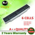 Wholesale 6cells laptop battery FOR SONY  VGP-BPS2.CE7 VGP-BPL2.CE7 VGP-BPS2 FIT MODEL FOR VAIO VGN PCG VGC Series free shipping