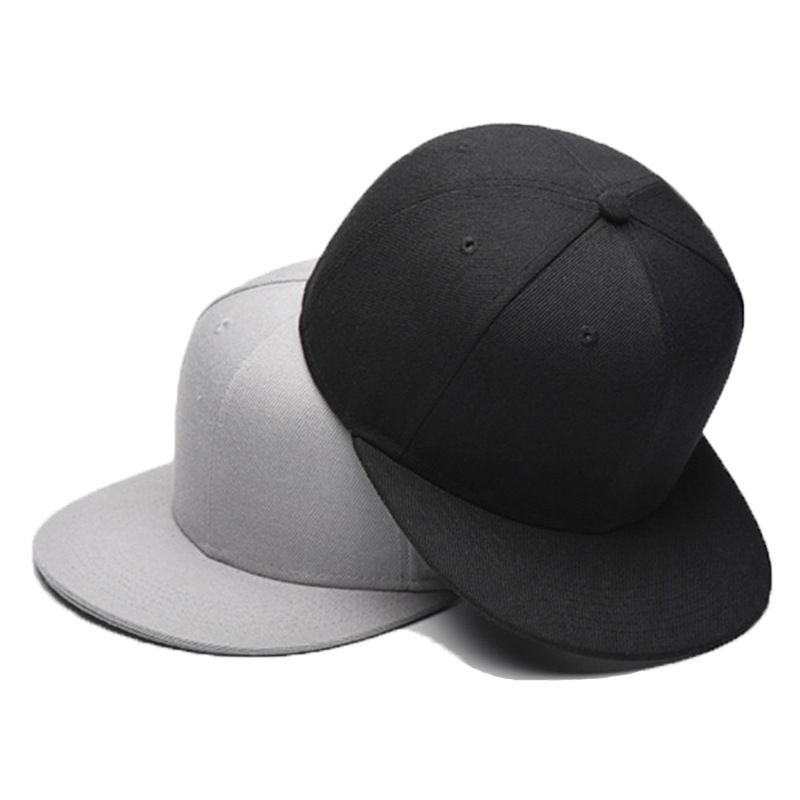 New Hip Hop Hats Men Women   Baseball     Caps   Snapback Solid Colors   Cap   Cotton Bone European Style Classic Fashion Trend Sun Hat