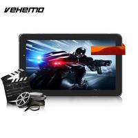 VEHEMO 8GB 7 Inches FM Automobile GPS Navigation GPS Navigator Audio Video Player Music Game Car