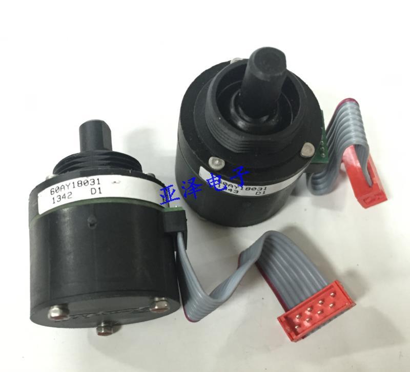 20PCS/LOT American GRAYHILL eight switch joystick + button + photoelectric encoder 60AY18031 original genuine e3x da21 s photoelectric switch
