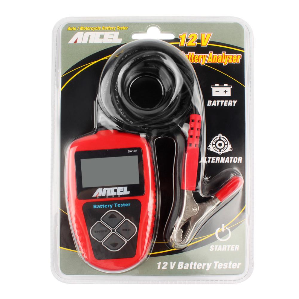 12V Car Battery Tester Ancel BA101-16