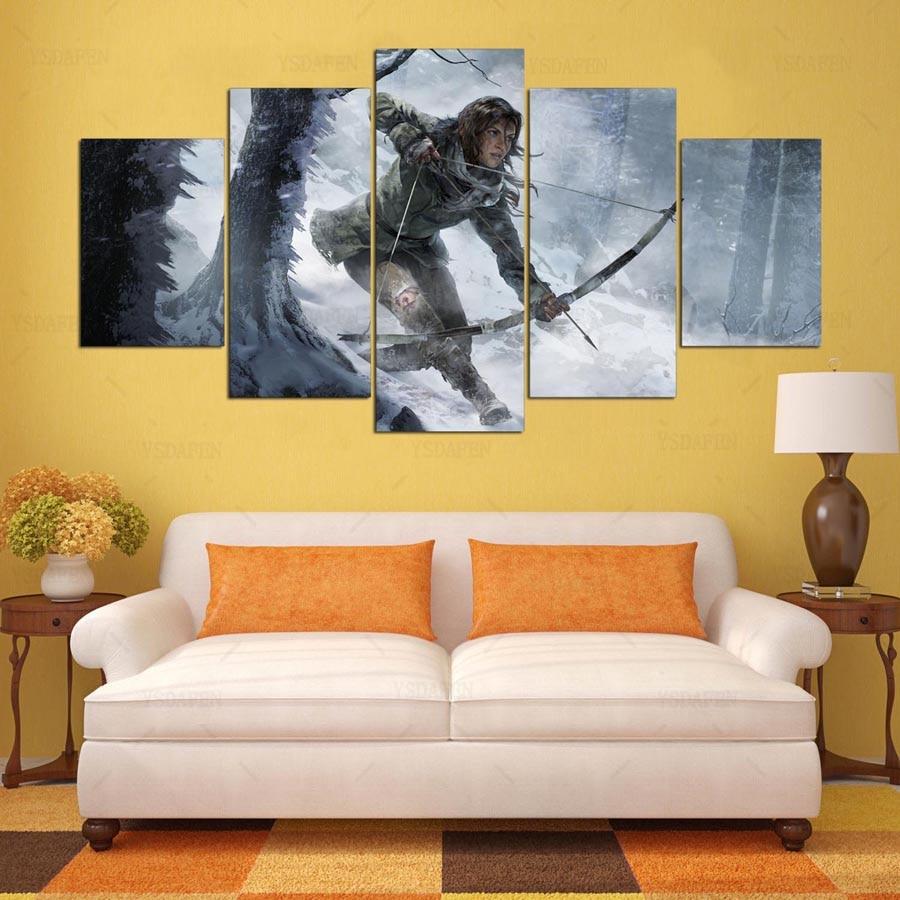Enchanting Raiders Wall Decor Motif - All About Wallart - adelgazare ...