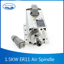 New! 1.5kw spindle motor air cooled motor cnc spindle motor machine tool spindle