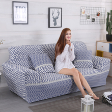 Free shipping floral Sofa Slipcover 1 2 3 4 Seater Sofa Cover Single stretch Tightly wrap