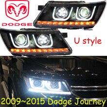 Journey headlight,2009~2015,Free ship!Journey fog light;Journey,atos,caliber,caravan,stealth,W150 W250 W350