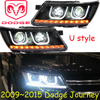 Journey headlight,2009~2015,Free ship!Journey fog light;Journey,atos,caliber,caravan,stealth,W150 W250 W350 фото