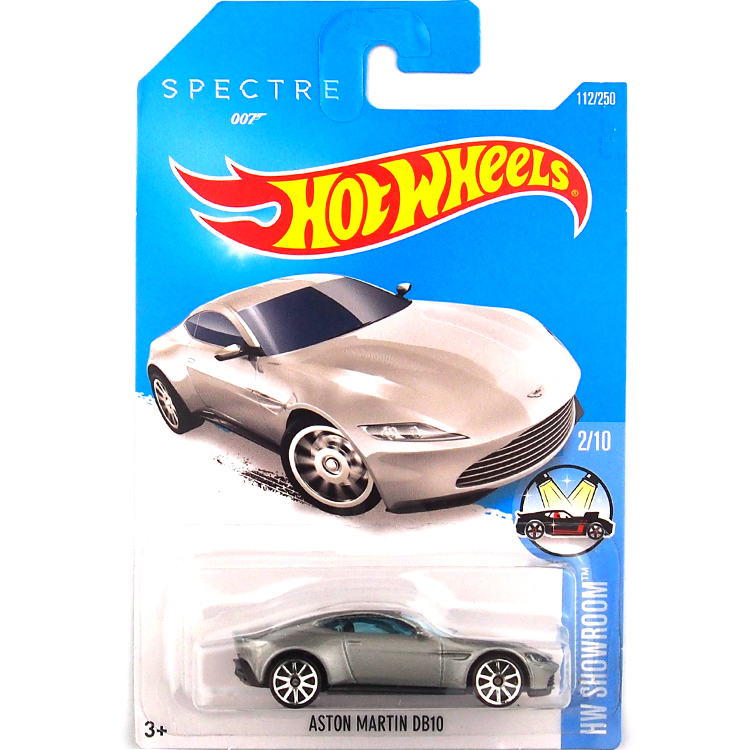 HotWheels Die-casts HW Showroom:ASTON MARTIN DB10 /Toy/Mannequin Automotive/2016#112/250