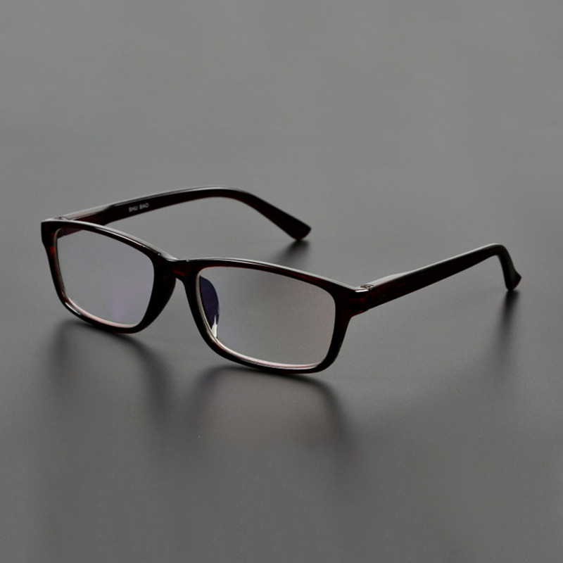 Apparel Accessories Men Women Spring Leg Reading Glasses Anti Radiation Aspherical Resin Coating Film Lenses Full Frame Presbyopic 1.0-4.0 R064