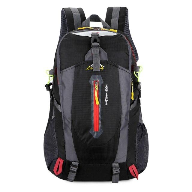 46b05224494a Men Backpack mochila masculina Waterproof Back Pack Designer Backpacks Male  Escolar High Quality Unisex Nylon bags Travel bag