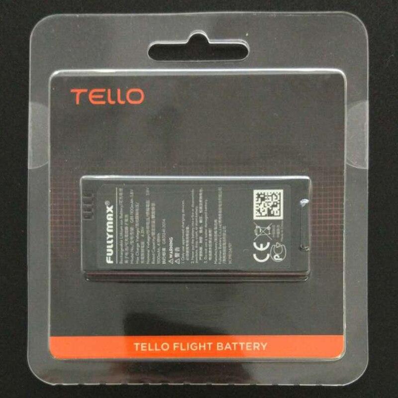 100% Original DJI RYZE Tello batería Tello Drone Accesorios