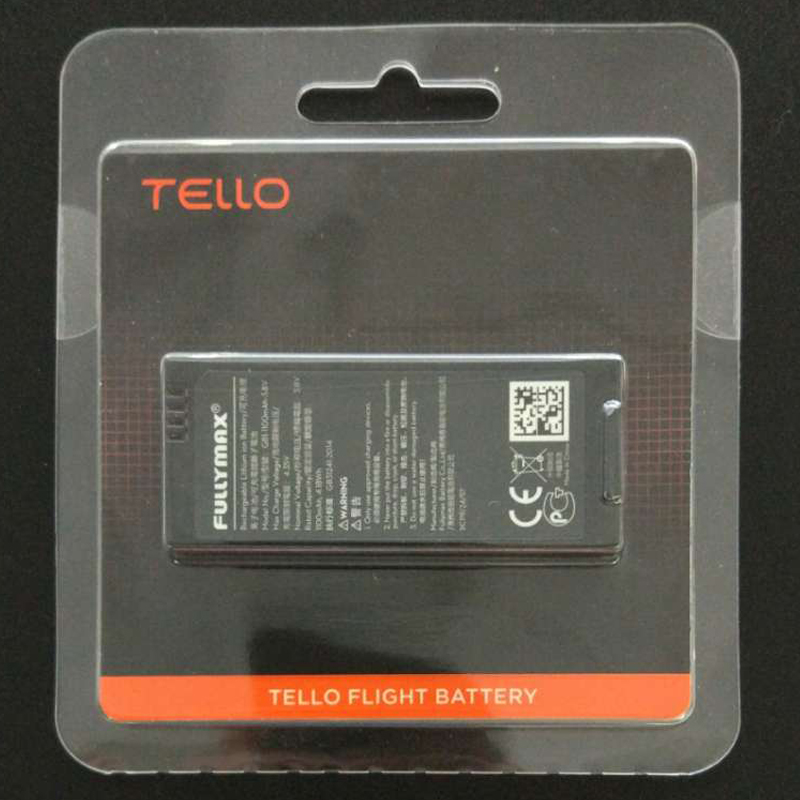 DJI 100% D'origine Vol Batterie pour RYZE Tello Drone Accessoire Spécialement fait pour Tello
