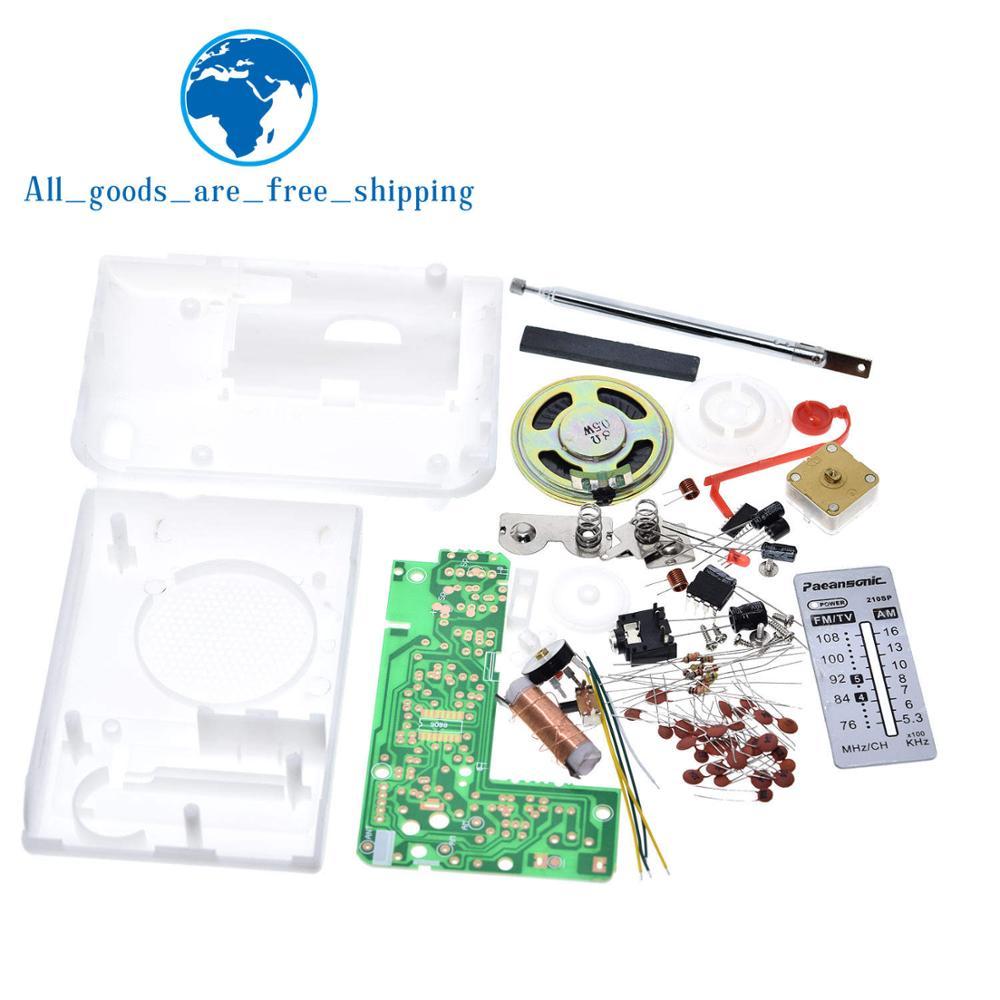 1 комплект AM / FM стерео AM радиокомплект/Сделай сам CF210SP электронный производственный комплект для Arduino