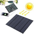 New best 6v 3.5w 580-600MA Solar Panel sockets Battery Charger high efficiency MP4 Tablet