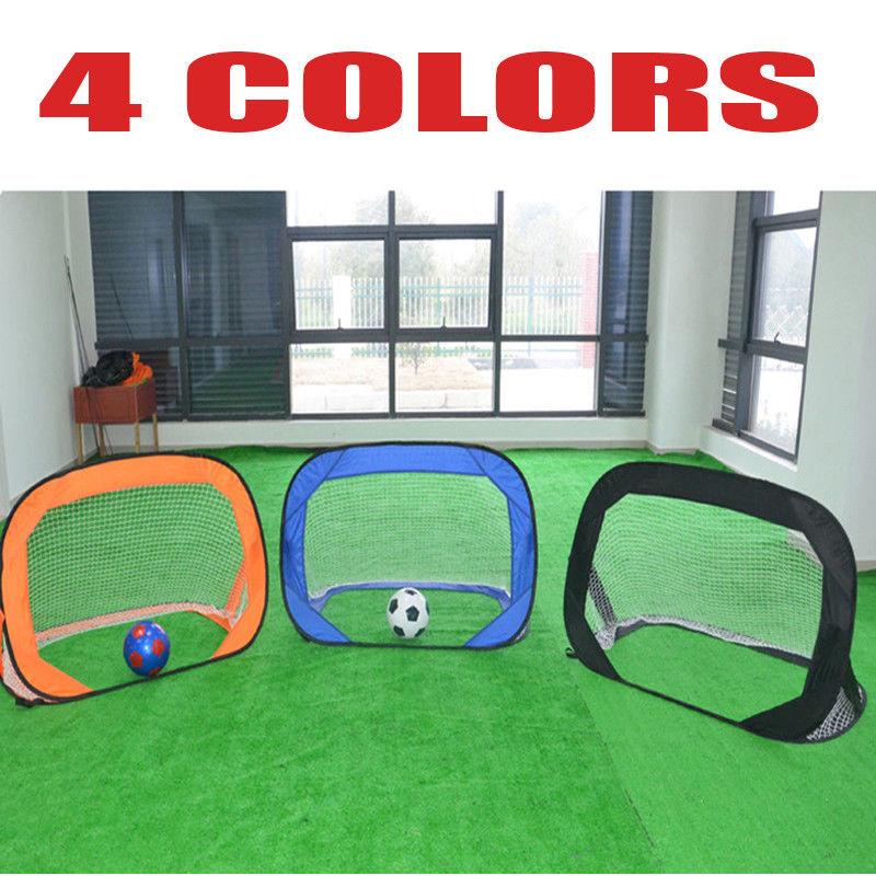Outdoor Football Gate Soccer Goal Training Children Net Goals Sport Folding