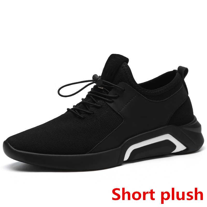 تنفس أحذية الرجال أحذية رياضية شبكة الأحذية الرجال الصيف الشتاء أحذية الرجال 2019 heren رياضية رجالي الأحذية عارضة أحذية هيرين بونا