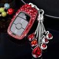 Kristall Diamant Schmuck Auto Schlüssel Fall Abdeckung Für Mercedes Benz AMG E Klasse W213 E300 E200 E260 E320 AMG E klasse 2016 2017 2018 Schlüsseletui für Auto Kraftfahrzeuge und Motorräder -