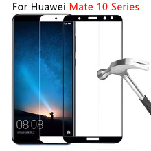 Protective Glass For Huawei Mate 10 Lite Mate10 Pro Light Tempered Glas Safety