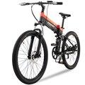 26 дюймов Электрический mountian велосипед бесплатная зарядка Электрический вспомогательный велосипед 24V240W самозарядка ebike максимальный диапа...